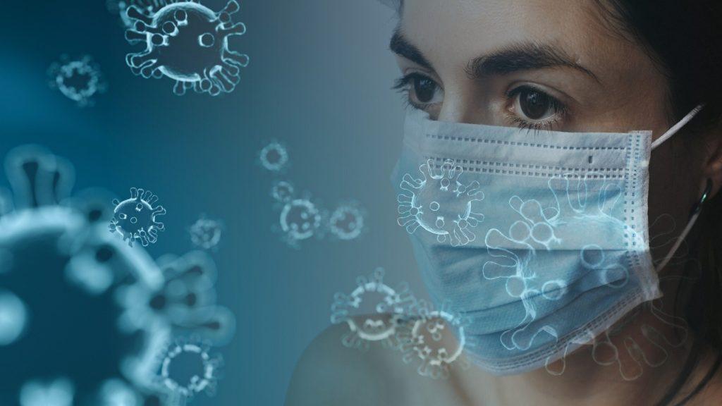 Nanopartikel - Einwegmasken - Kinder