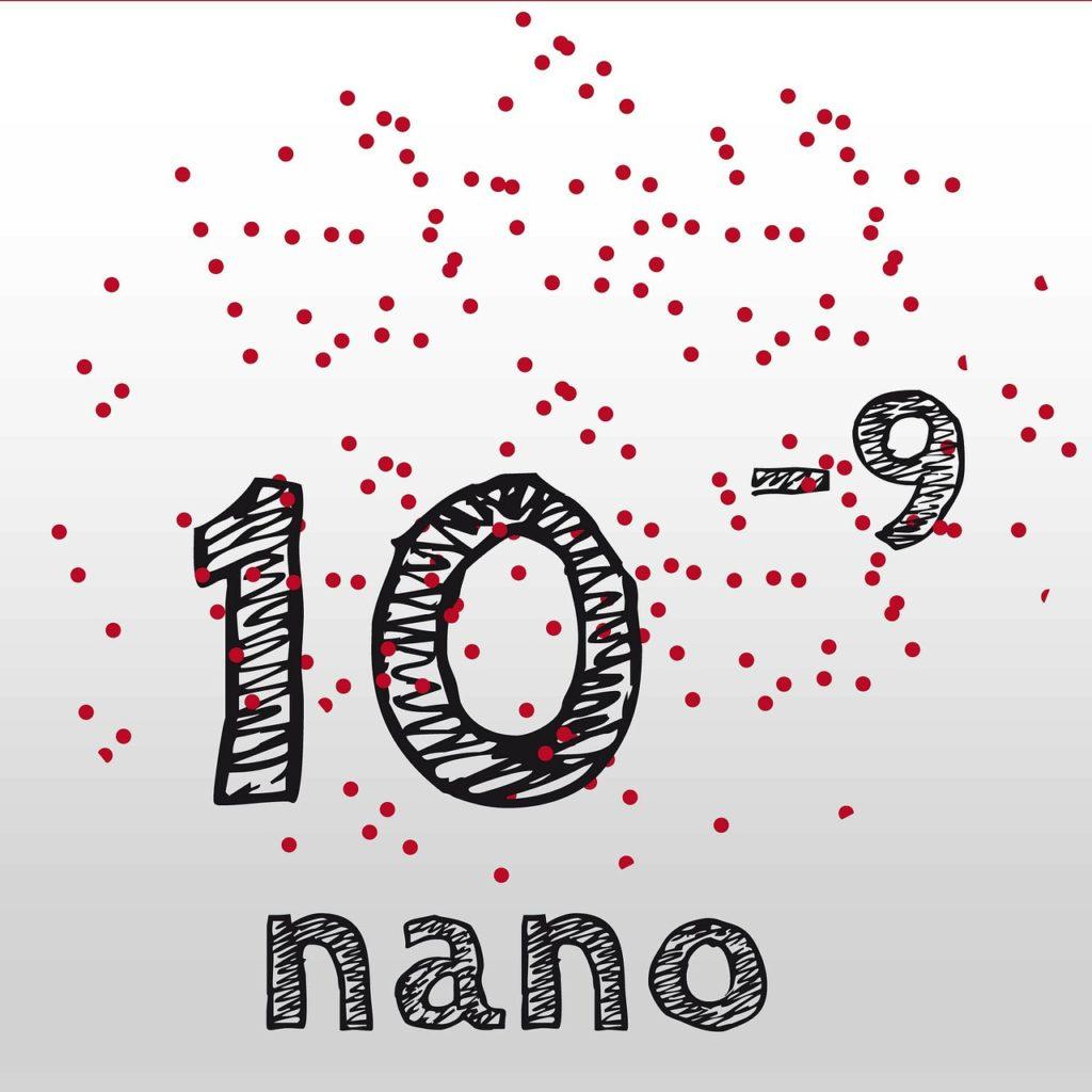 Nanopartikel in Masken